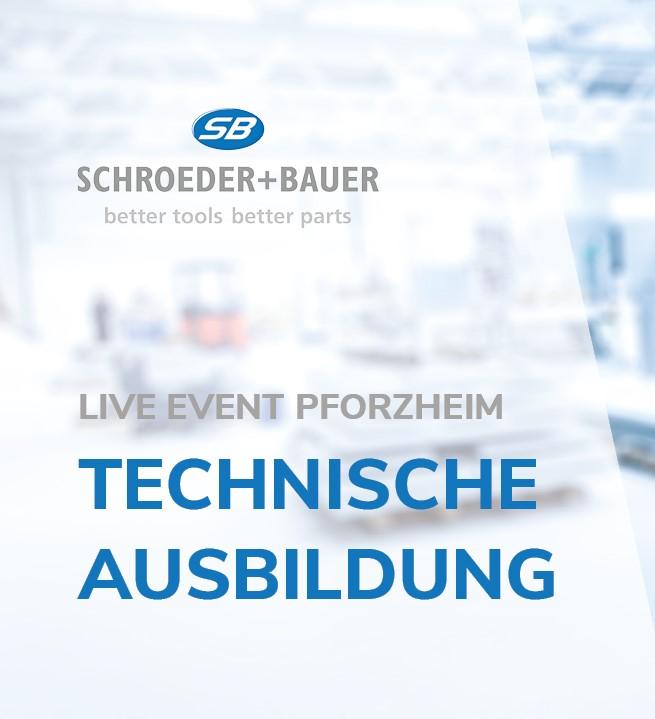AUSBILDUNG - Digitales Live Event in Pforzheim